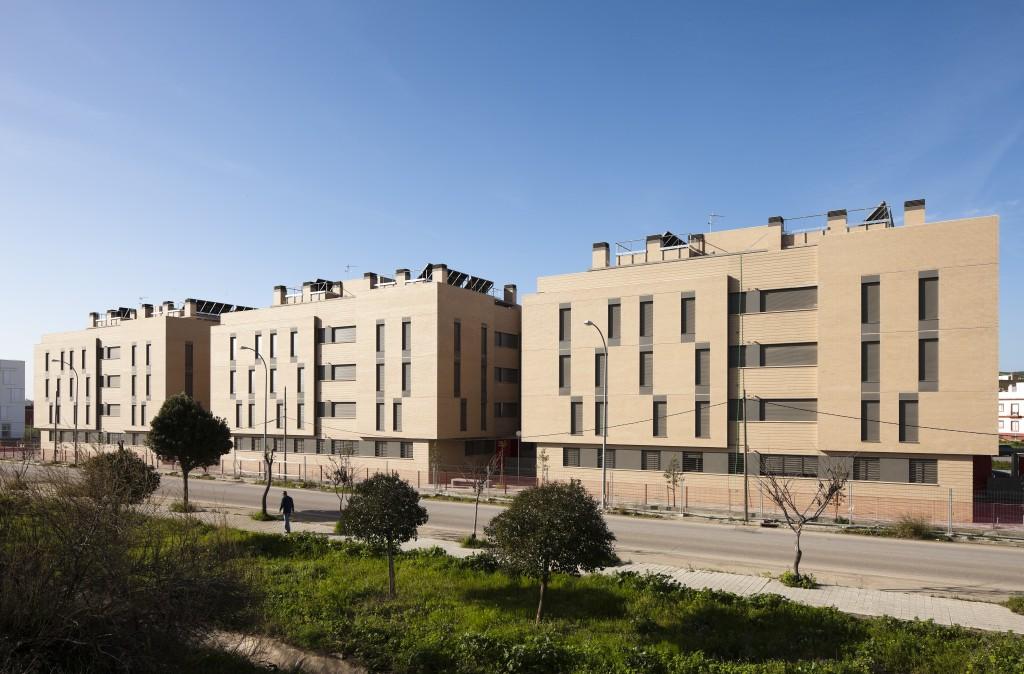 72 vpo camas sevilla albal cordero arquitectos - Vpo mairena del aljarafe ...