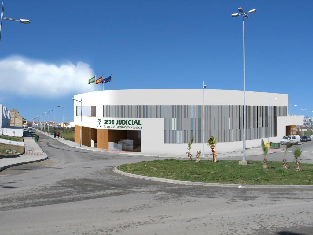 Nueva sede judicial lebrija sevilla albal cordero - Arquitectos de sevilla ...