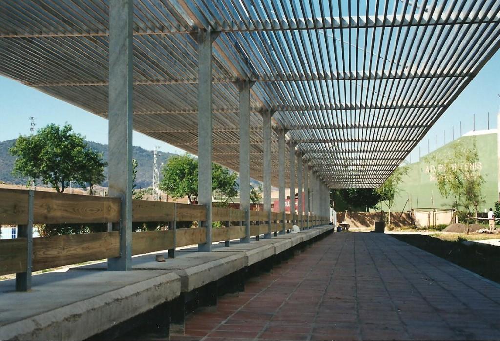 Piscina municipal moron de la frontera sevilla municipal for Piscina cubierta tomares