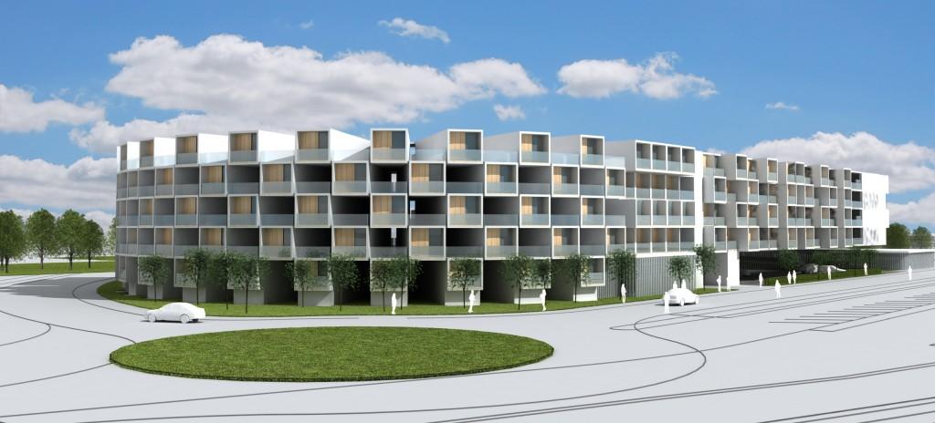 Residencia universitaria para estudiantes sevilla for Residencia para estudiantes